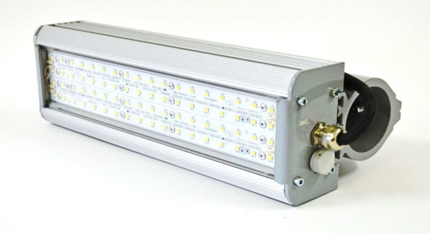 Уличные светильники со светодиодами OSRAM по доступным ценам.