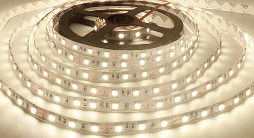 Светодиодная лента с Алиэкспресс: обзор