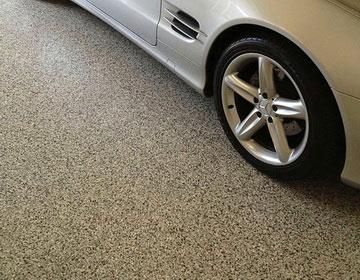 резиновые напольные покрытия для гаража