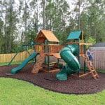 Детские площадки для дачи.