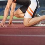 Устройство спортивных покрытий из резины.