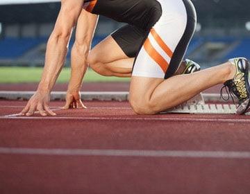 Резиновые спортивные покрытия.