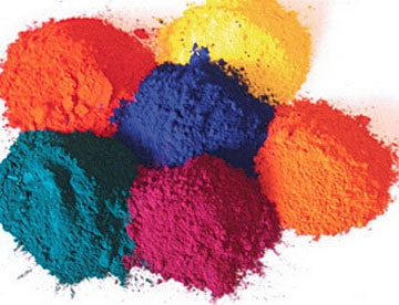 Пигментный краситель для резиновой крошки
