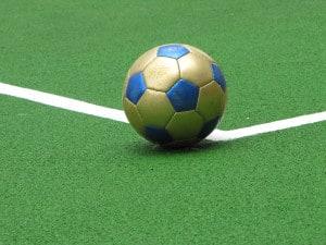 Популярное полиуретановое покрытие спортивных площадок.