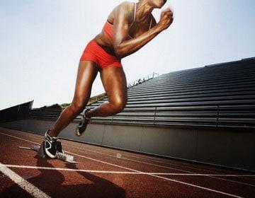 Каким бывает спортивное резиновое покрытие?