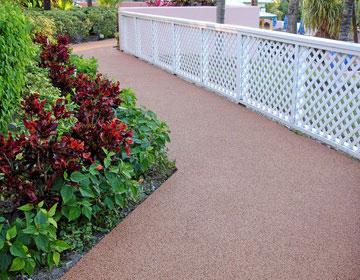 покрытие резиновое садовое