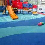 Недорогие детские площадки.