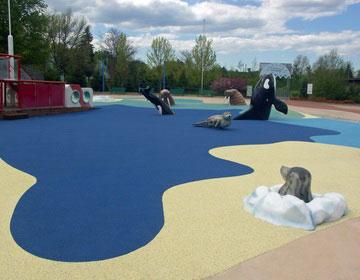 Недорогие детские площадки