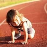 Качественное покрытие детских спортивных площадок резиной.