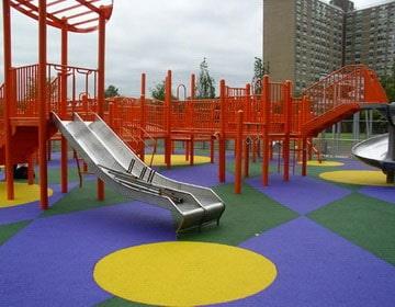 Детские площадки для улицы.