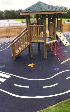 Детские площадки для дачи недорого.