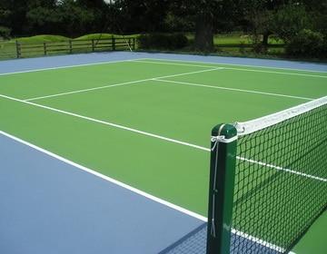 Покрытия для волейбольных площадок.