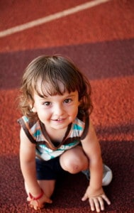 Резиновые спортивные покрытия для детских площадок.