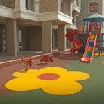 Покрытие для детских площадок стоимость.