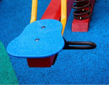 Обустройство детской площадки.