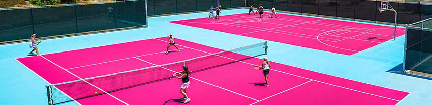Спортивные площадки для школ.