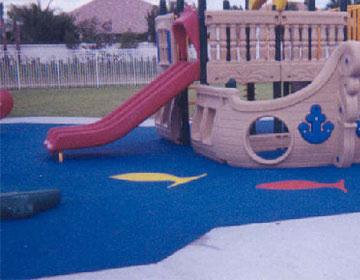 Резиновое покрытие для детских площадок цены.