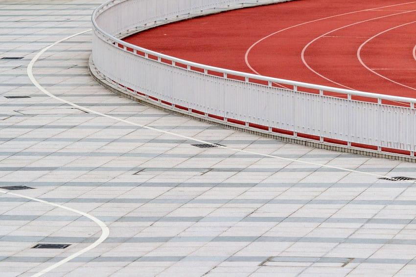 Покрытие для спортивных площадок.
