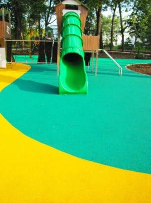 Творческий подход к созданию детских площадок.