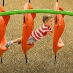Купить мягкое покрытие для детских площадок.