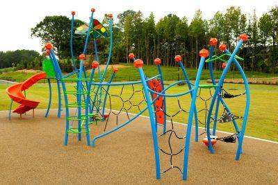 Резиновое покрытие для детских площадок купить.