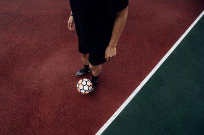 Мягкое покрытие для спортивных площадок.