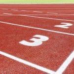 Бесшовные покрытия для спортивных площадок.