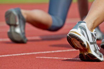 Покрытие спортивное для беговой дорожки.
