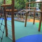 Резиновое покрытие для детских площадок цены Москва.