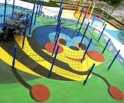 Покрытие для детской площадки уличное цена.