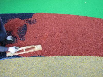 Наливное резиновое покрытие цена.