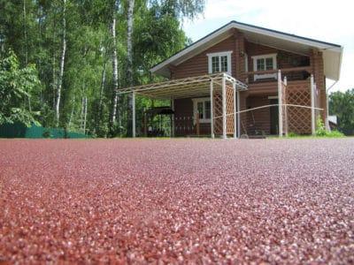 Резиновые покрытия для дачи и дома.