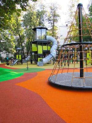 Требования к оборудованию детских площадок.
