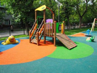 Детская площадка цена Москва