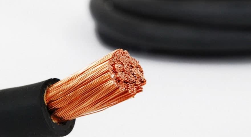 Особенности конструкции кабеля КГ.