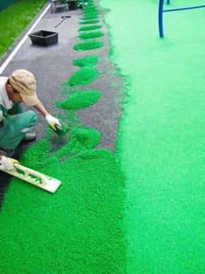 Секреты качественных каучуковых покрытий для спорта.