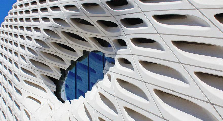 Декор из стеклофибробетона.