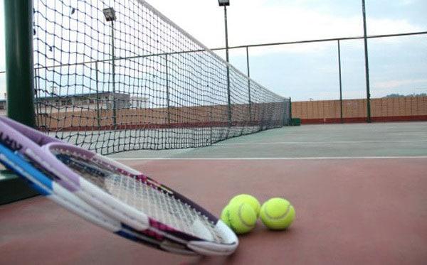 Спортивные покрытия из крошки.